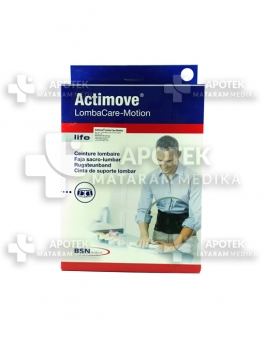 ACTIMOVE LOMBACARE MOTION BLACK